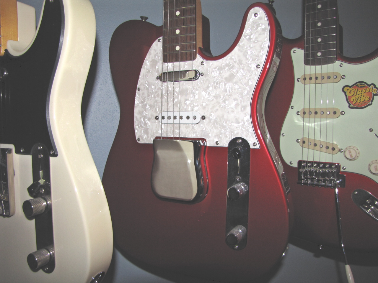Modding A Fender Classic Vibe Tele Telecaster Custom Wiring Diagram Besides Comments Email Webmaster Greg