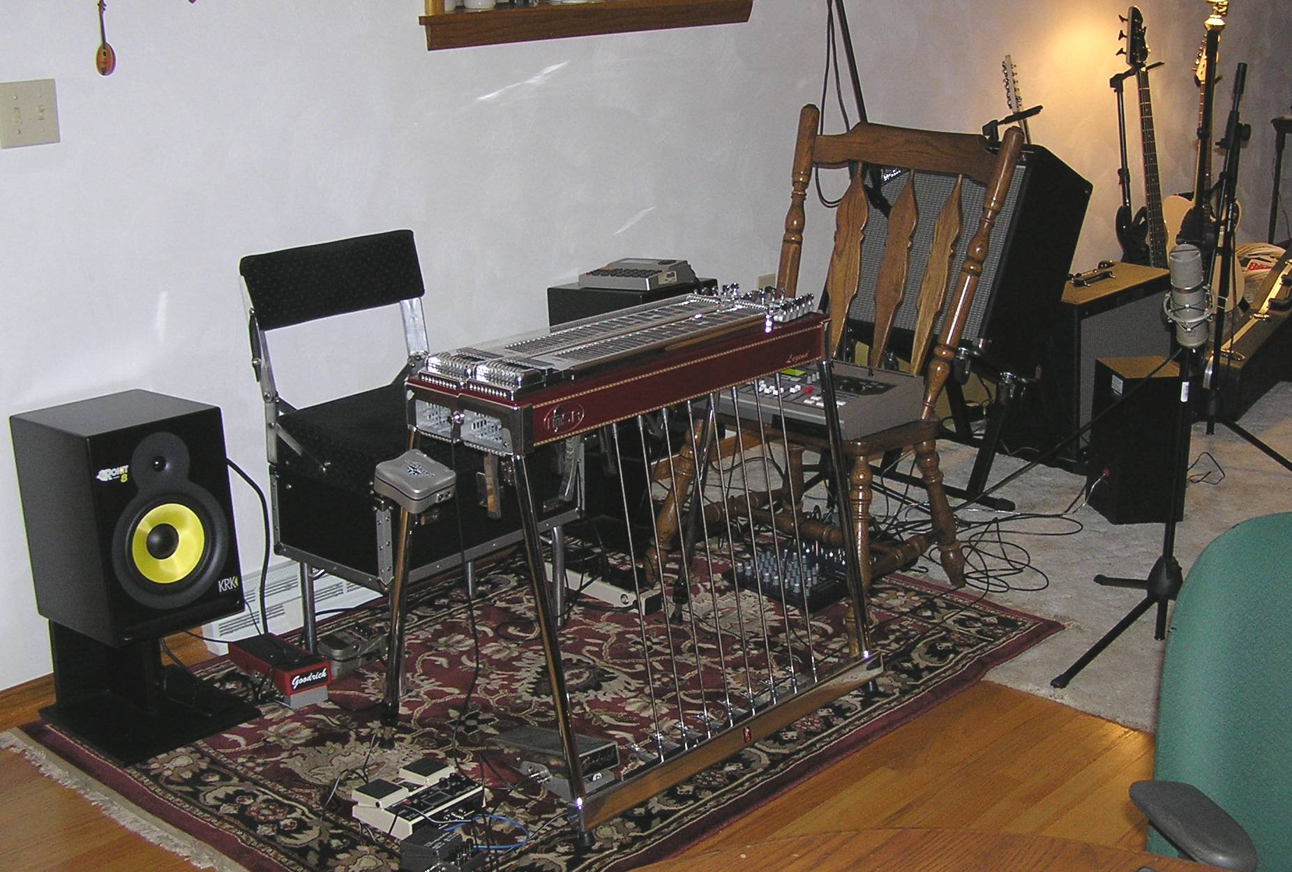 Peachy Home Recording Studio Largest Home Design Picture Inspirations Pitcheantrous